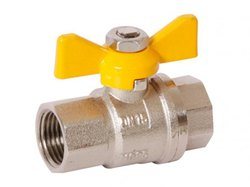 3/4 Isolation Ball Valve - CE Marked & EN 331 Approved