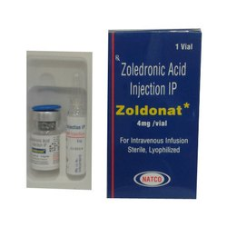 Zoldonat Zoledronate 4mg Injection