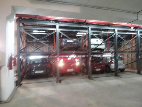 Puzzle Parking System Products