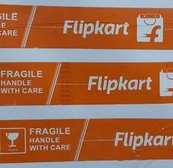 Flipkart Printed Fragile Tape 48mm X 65meter