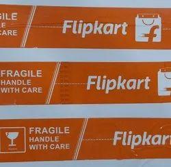 Flipkart Printed Fragile Tape 48mm X 65meter