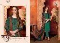 Alok Suit Bandhej Jam Cotton Exclusive Rakhi Special Suit Collection
