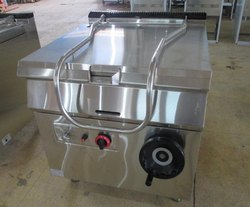 Gas or Electric Cooking Tilting Bratt Pan