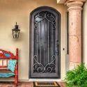 Ornamental Iron Security Doors
