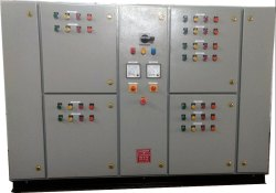 Kveetech STP Control Panel, Operating Voltage: 415VAC, Degree of Protection: Ip 55, Ip 66