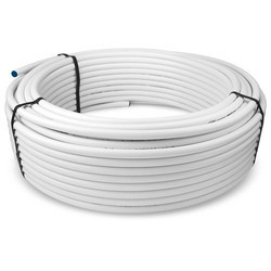White HDPE Coil Pipes