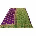 Designed Raw Silk Saree