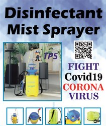 Disinfectant Sprayer 5 Liter