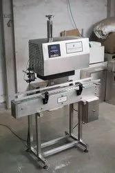 Induction Cap Sealing Machine for Sanitizer