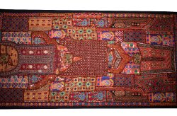 Designer Vintage Patchwork Wall Hanging Tapestry Home Decor