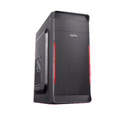 Qubis Assembled Desktop PC with Core 2 Quad, 2.5 Ghz, G41, 4 GB DDR3 RAM, 500 GB HDD