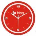 Bing Wall Clock