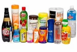 PVC Multicolor Reverse Printed Labels, Packaging Type: Roll