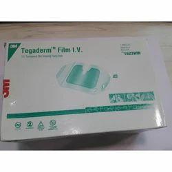 Tegaderm Flim I.V. (Transparent Film Dressing Frame Style)