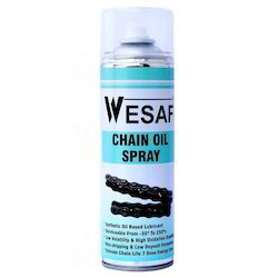 Synthetic Chain Oil Spray