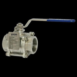 Handle Operated Ball Valve