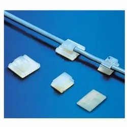 Self-Adhesive Cable Clamp