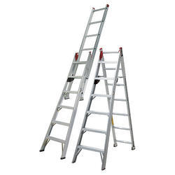 Aluminium A Type Extension Ladder