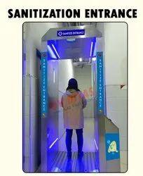 Disinfectant Door
