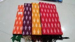 Ikkat Cotton Dress Materials