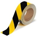 Night Glow Zebra Type Obstacle Marking Tape