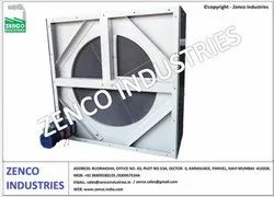 Desiccant Rotor (Size 1050 x 200)
