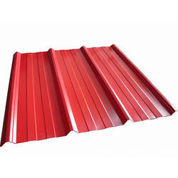 GI Coated Decking Sheets