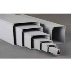Industrial PVC Wiring Channel