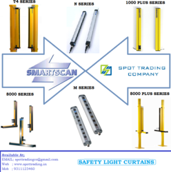 Smartscan Make Safety Light Curtains