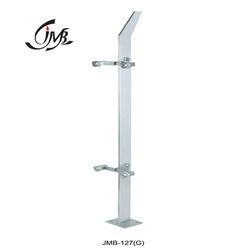 Stainless Steel Glass Holding Baluster