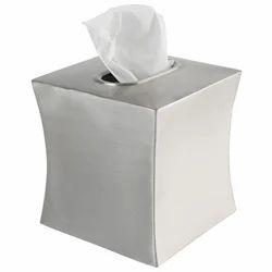 White Plain Facial Tissue Paper