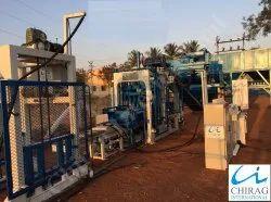 Chirag Hi Technology Interlocking Block Making Machine