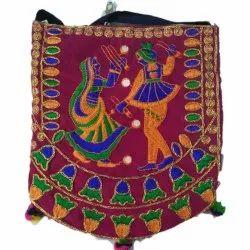 Kk fashion Multicolor Side Sling Bag, For Casual Wear
