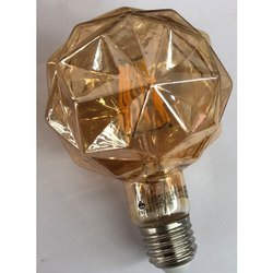 Warm White LED Decorative Bulb