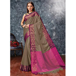 Simple Cotton Saree