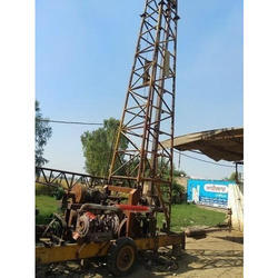 Agriculture Tube Well Boring Machine
