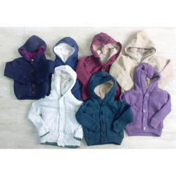 Kids Sherpa Sweaters
