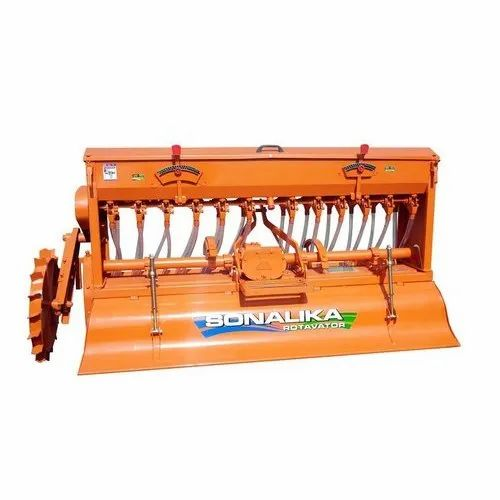 Sonalika Roto Seed Drill, For Agriculture
