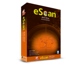 E Scan - Total Security Antivirus, For Laptop & Computers, Latest