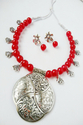 Party Wear Beaded Necklace