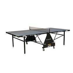 Table Tennis Table Stag Roll Away Outdoor