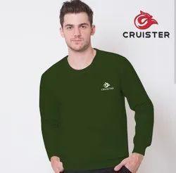 New Design Of Round Neck Sweatshirts For Men