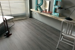 Laminated Wooden Flooring Services, For Indoor