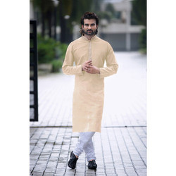 Cotton Mens Kurta Payjama