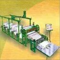 Roll to Sheet Cutting Machine with 5 Stand