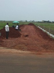 490 Yards Commercial Plot Gannavaram Vijayawada Rajole Tapeswaram Ramachandrapuram Happy Nest Crda