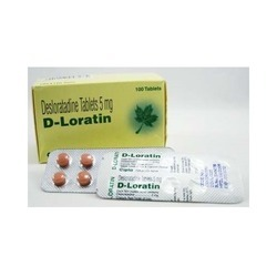 D- Loratin Tablet