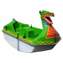 Chinese Dragon 4 Seater Paddle Boat