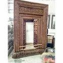 Antique old Carved Door
