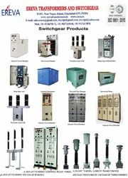 SF6 Breaker Switchgear
